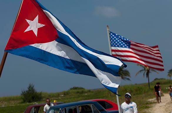 Куба и США договорились о посольствах. Куба и США откроют посольства