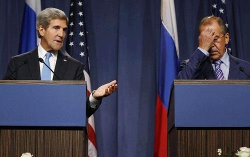 Лавров назвал пятичасовые переговоры с Керри