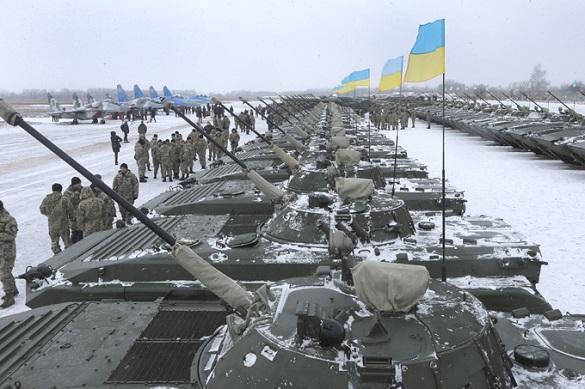 """Минобороны Украины покупает военный хлам и старье под грифом """"секретно"""". армия украина танки"""