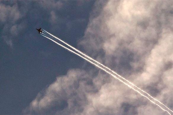 ВПентагоне проинформировали оперехвате самолета коалиции русским истребителем