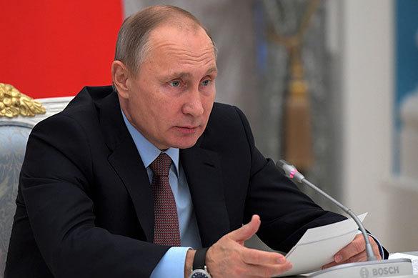 Путин уволил академиков из МВД и ФСБ