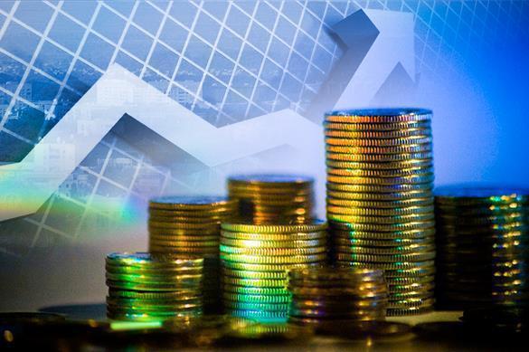 В России впервые в этом году зафиксирована недельная дефляция