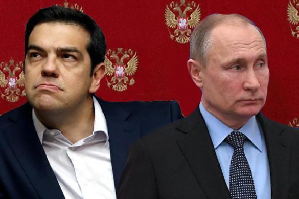 Греция требует