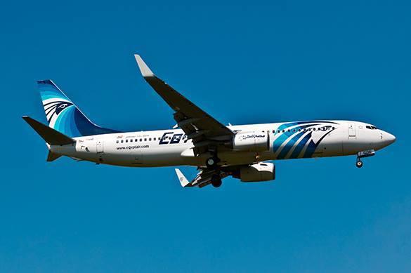 Самолет EgyptAir захвачен
