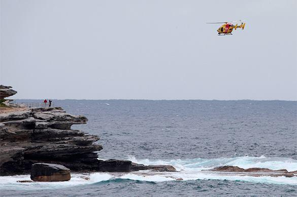 У берегов Норвегии затонул вертолет
