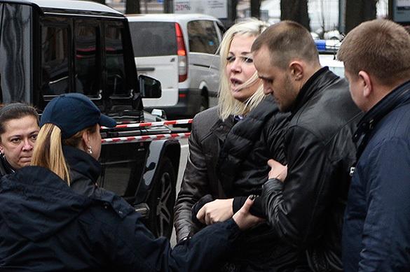 Божена Рынска обвинила в смерти Вороненкова его жену Максакову