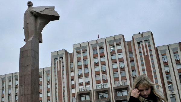 Парламент Приднестровья попросил Россию признать документы республики