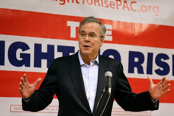 Джеб Буш обнародовал свои доходы за 33 года. Джеб Буш раскрыл свои доходы