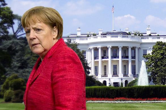 О предстоящих темах переговоров Трампа и Меркель рассказали в Бе