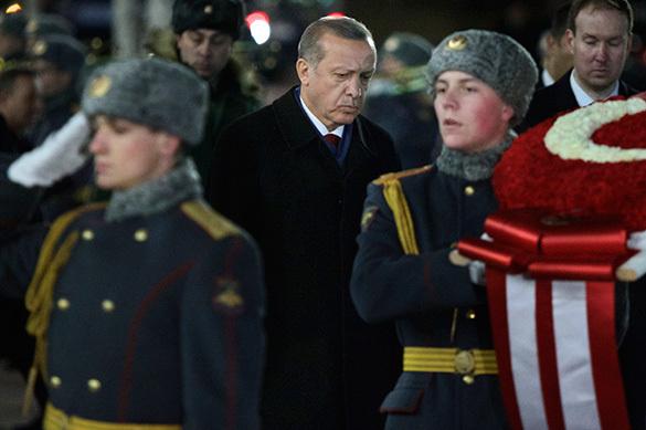 Демарш Эрдогана