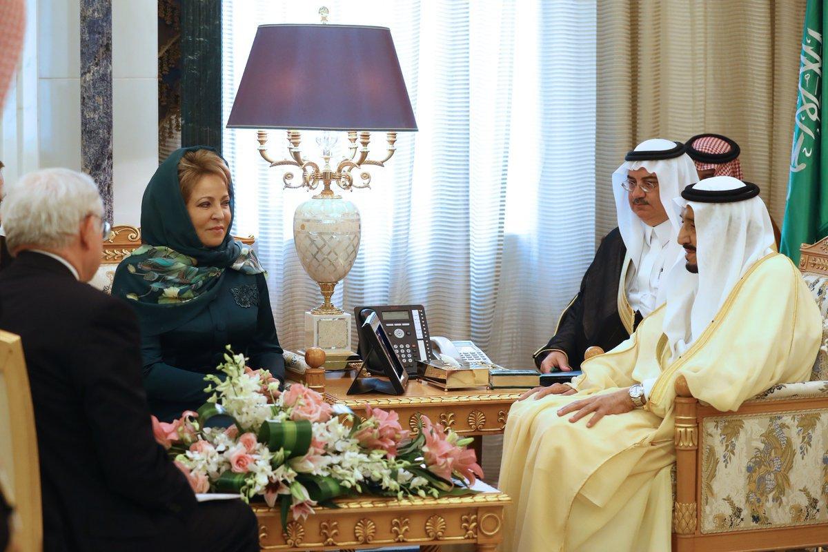 Король Саудовской Аравии собирается в Россию