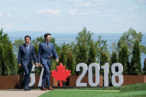 G7 начался с обсуждения возврата России и войны пошлин США. 387936.jpeg