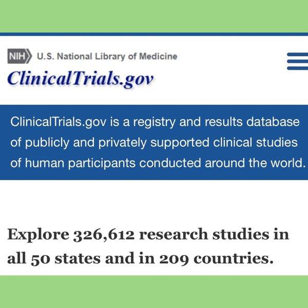 Как искать клинические исследования пациентам с онкологией. КИ
