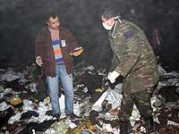 Спасатели обнаружили тела пассажиров разбившегося самолета