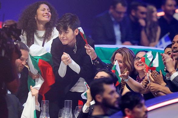 СМИ: Украина обрадовалась, что Костов не победил на Евровидении