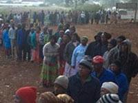 В Зимбабве выбрали самого некрасивого жителя. zimbabwe