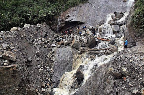 Число погибших в Гватемале увеличилось до 175