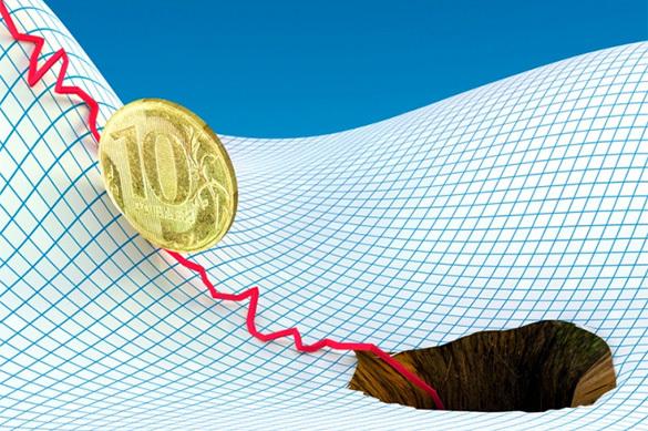 Рублю предсказали обвал: во всём виноват надутый спекулянтами пу