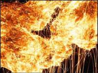 В центре Петербурга вспыхнула свалка