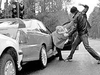 Безработная москвичка лишилась дорогой иномарки