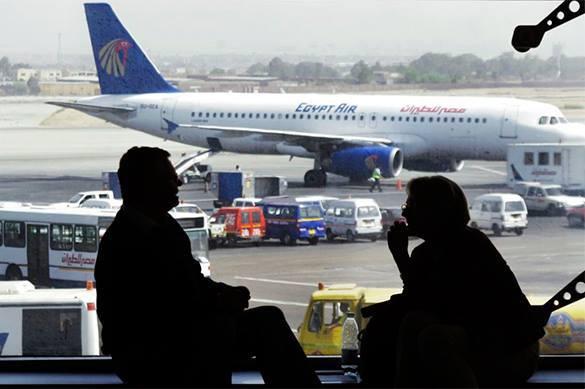 Рейс EgyptAir захвачен