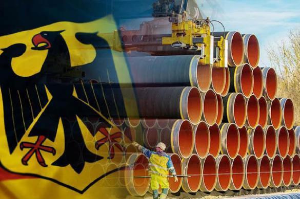 США призвали Германию отказаться от возведения газопровода «Северный поток— 2»