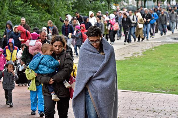 Европа займется депортацией экономических мигрантов
