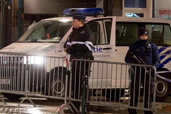Полиция Бельгии задержала террориста, пытавшегося раздавить толп