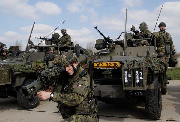 """НАТО подготовило Чехию к первому этапу отражения """"российской агрессии"""". 316942.jpeg"""