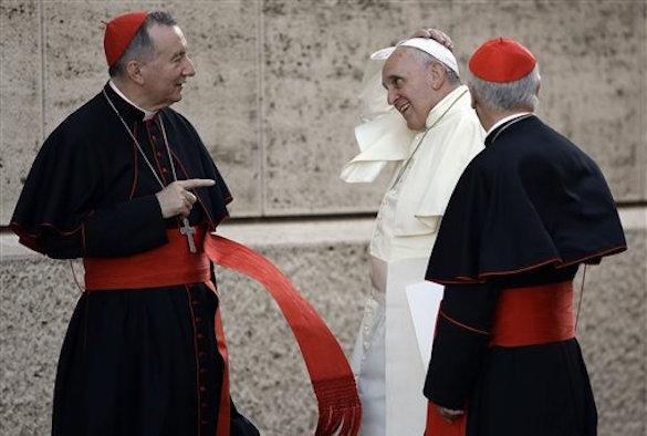 О возможности визита Папы Римского в Россию рассказали в РПЦ. 373942.jpeg