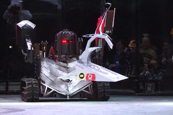 Утилизировать старую технику москвичей помогут роботы  Пончик и Werber. 376942.jpeg
