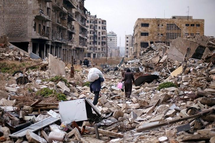 Армянские саперы приступили к разминированию в Алеппо. 399942.jpeg