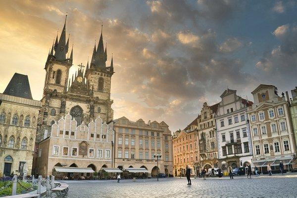 Чародейка Прага. Чародейка Прага.