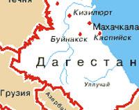 В Дагестане произошла перестрелка между милиционерами и