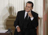 Мубарак отметает все обвинения в свой адрес. egipet