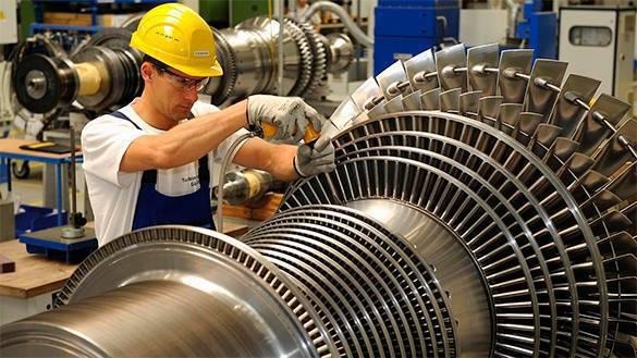Siemens разорвет соглашение с российскими компаниями по оборудованию для электростанций. Siemens разорвет соглашение с российскими компаниями по оборудов
