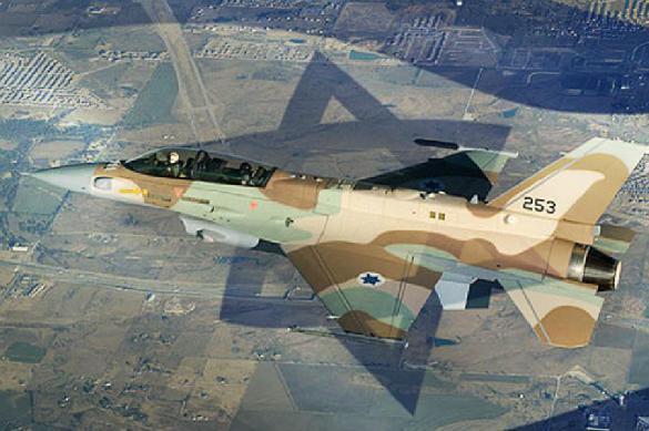 Израильские военные перехватили вторгшийся изСирии иранский беспилотник