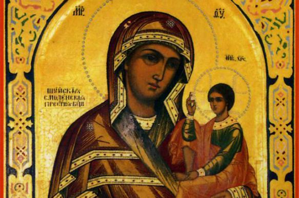 Шуйская икона Божией Матери: спасающая от всякой болезни. 394943.jpeg