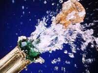 Французы решили удивить мир новой пробкой для шампанского