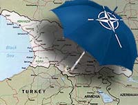 СССР благословил НАТО и