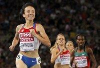 Россиянка победила в забеге на 800 метров. athletics