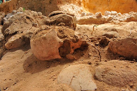 Найдена могила священника, умершего 700 лет назад в Британии
