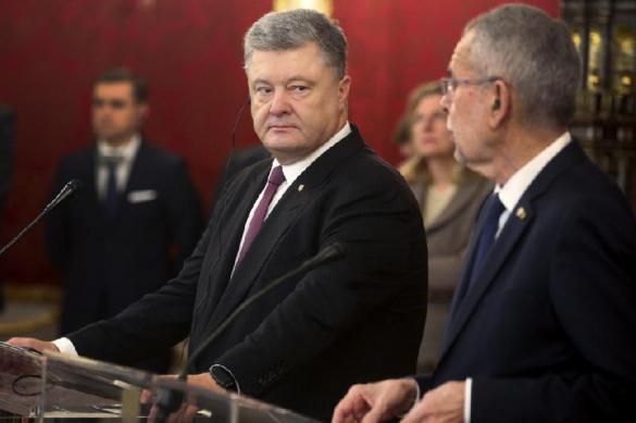 Петр Порошенко сбежал с дебатов в Европарламенте. 395945.jpeg