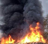 В Москве прогремел взрыв на газопроводе