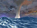 На Курилах циклон не дает снять судно с мели