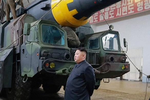 КНДР сообщила обуспешном пуске баллистической ракеты
