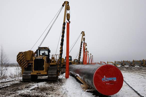 Порошенко: Украина и США не дадут построить Северный поток-2