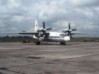 Российский пилот задержан в Южном Судане. samolet