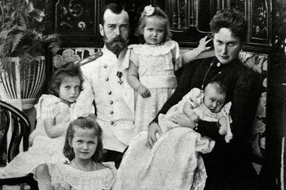 Семейство Романовых