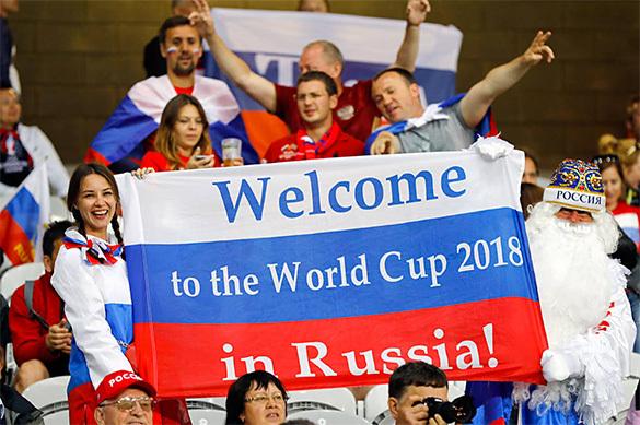 Захарова сообщила оготовящейся Западом кампании посрывуЧМ
